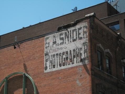G.A. Snider ~ Photographer, circa 1890
